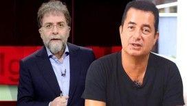 Acun Ilıcalı duyurdu: Ahmet Hakan, Yetenek Sizsiniz'de jüri olabilir