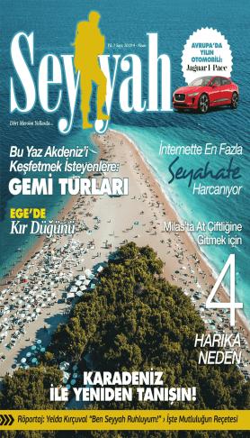 Seyyah - Nisan 2019