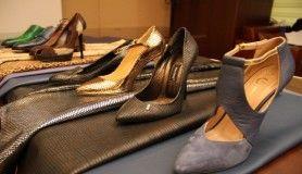 Ayakkabı ihracatçıları 1 milyar dolar hedefi için Rusya'ya çıkarma yaptı