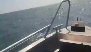 Deniz yatağında uyuyakalan kadın Azak Denizi'nde kurtarıldı