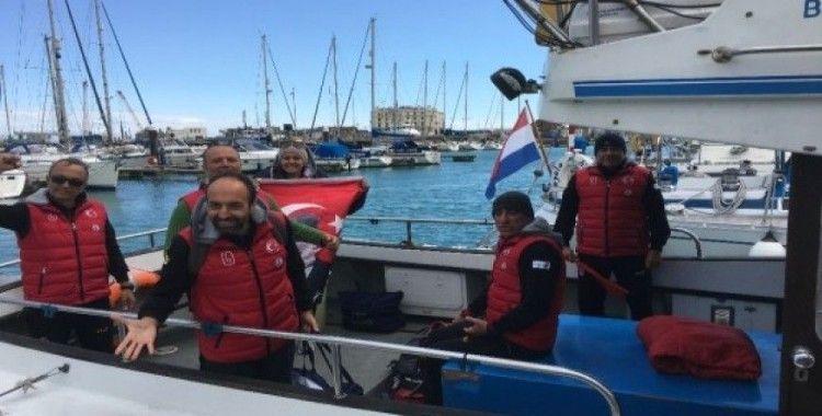 Mersin'den Kıbrıs'a yüzecekler