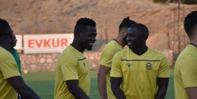 Yeni Malatyaspor'un yeni transferi Acquah'dan iddialı açıklamalar