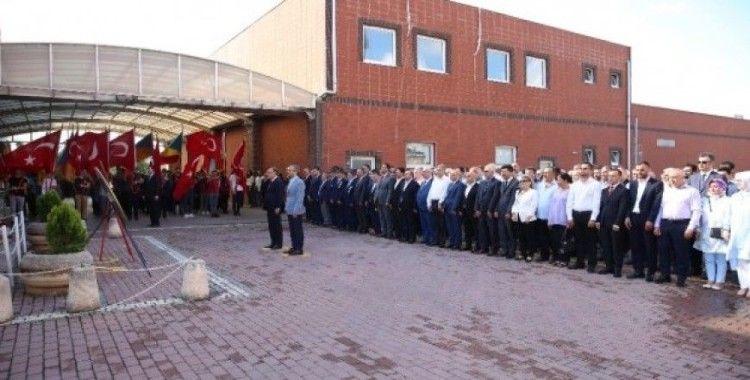 30 Ağustos Zafer Bayramı Çayırova'da kutlandı