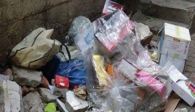 Esnaftan HDP'li Sur Belediyesine çöp tepkisi