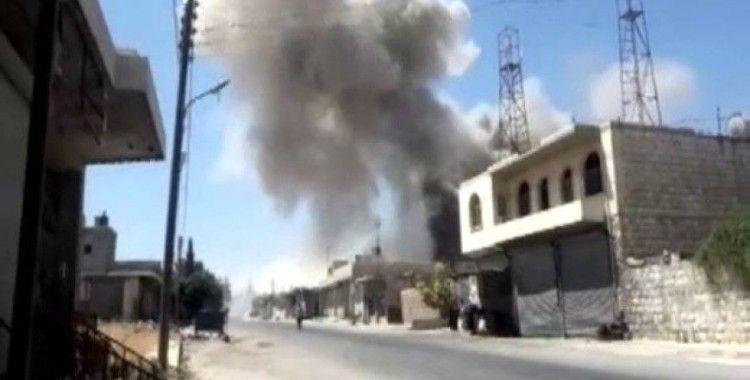 Esad rejimi İdlib'e saldırdı: 4 ölü, 6 yaralı