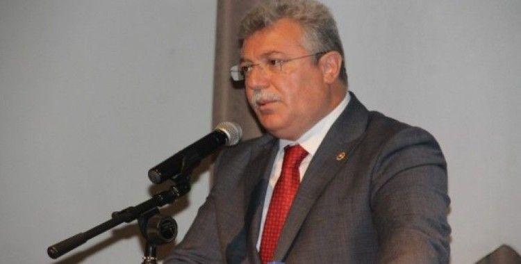 """Akbaşoğlu: """"Yaşanılan süreçlerden dersler çıkaracağız"""""""