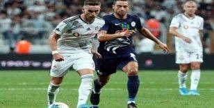 Süper Lig: Beşiktaş: 1 - Çaykur Rizespor: 1 (Maç sonucu)