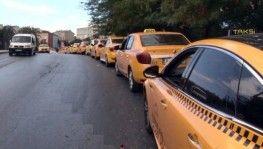 Taksimetrelerde 'güncelleme' yoğunluğu devam ediyor