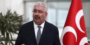 MHP Başkan Yardımcısı Yalçın'dan CHP'ye tepki