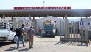 Cilvegözü Sınır Kapısı geçişlere yeniden açıldı