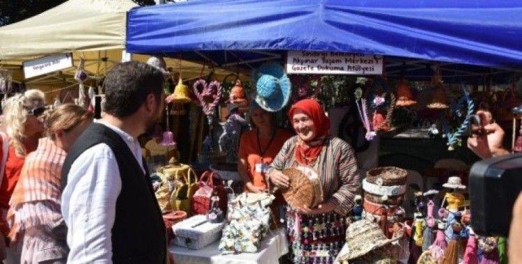 Yağcıbedir Festivali ilk günden hedefine ulaştı