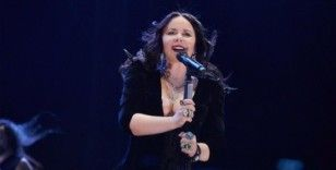 Şebnem Ferah, Zeytinli Rock Festivali'nde kadın cinayetlerine dikkat çekti