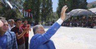 Başkan Büyükkılıç Dadaloğlu Şenliklerinde