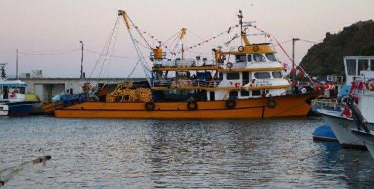 Tekirdağlı balıkçılar 'Vira bismillah' dedi
