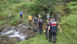 Yayla yolunda kaybolan 6 kişi için ekipler seferber oldu