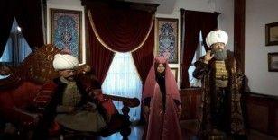 Kanuni Sultan Süleyman Osmanlı Kültür Evi'ni en çok onlar ziyaret ediyor
