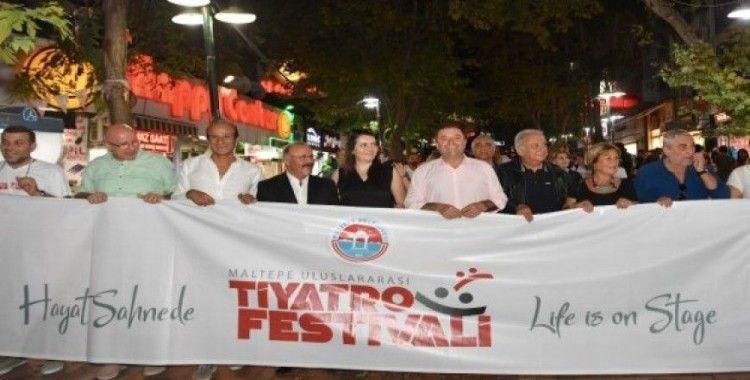 Maltepe tiyatro festivali başlıyor