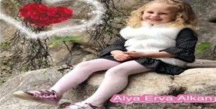 3,5 yaşındaki Alya Erva, ailesini yasa boğdu