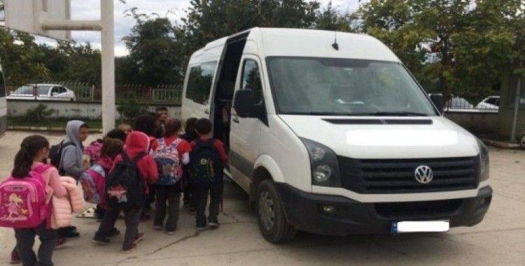 Okul servis araçlarına 2019- 2020 eğitim öğretim yılında sıkı denetim gelecek