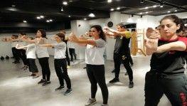 Şiddet olayları kadınların savunma sporuna ilgisini artırdı