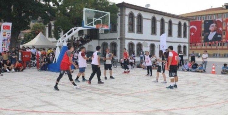 Basketbol Zafer Turnuvası tamamlandı