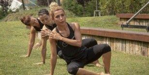 Yoganın ustaları buluşuyor