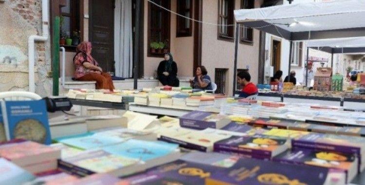 Mudanya Kitap Fuarı 45 bin okuru ağırladı
