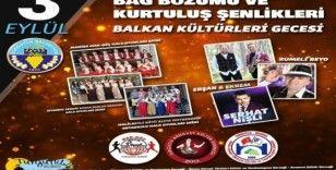 Şenlikler Kİ-YAP Balkan Kültürleri Gecesi ile devam edecek