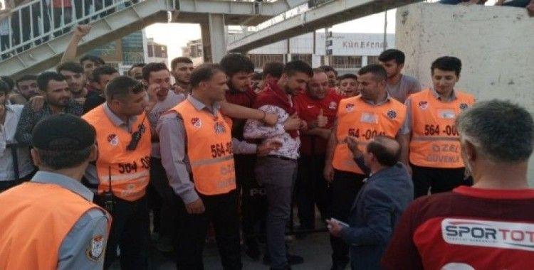 Başkan Yenitürk'ten maç değerlendirmesi