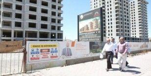 """Başkan Çolakbayrakdar: """"Türkiye'de en büyük kentsel dönüşümü gerçekleştiriyoruz"""""""