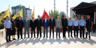 """Başkan Altay: """"Konya'nın güvenilir şehir olmasında zabıtanın önemli yeri var"""""""