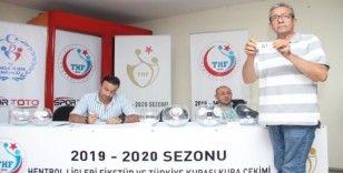 Hentbolda Süper Lig fikstürü ve Türkiye Kupası kuraları çekildi