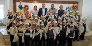 Terme Belediyesinden 55 çocuğa sünnet şöleni