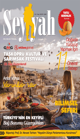 Seyyah - Eylül 2019