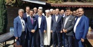 Ünlü Türk akıncısına vefâ