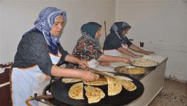 Ev hanımlarından güç birliği