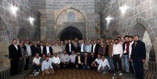 MÜSİAD Konya'nın konuğu Selçuk Öztürk oldu