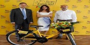 Türkiye genelindeki atıl bisikletler geri dönüştürülecek