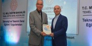 DPÜ'lü Prof. Dr. Levent Mercin, kitabının tanıtımına katıldı