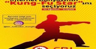Sosyal medya üzerinden Kung-Fu yarışması