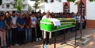 16 yaşında kazada hayatını kaybeden genç toprağa verildi