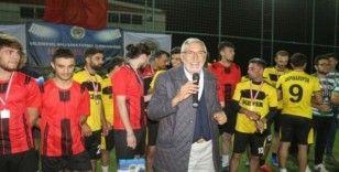 İnönü 5. Geleneksel Halı Saha Futbol Turnuvası şampiyonu belli oldu