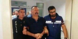 67 yıl hapis cezası bulunan suç örgütü lideri çatıda yakalandı