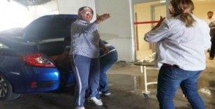 5 yaşındaki Eymen'in cenazesi otomobilin bagajında getirildi