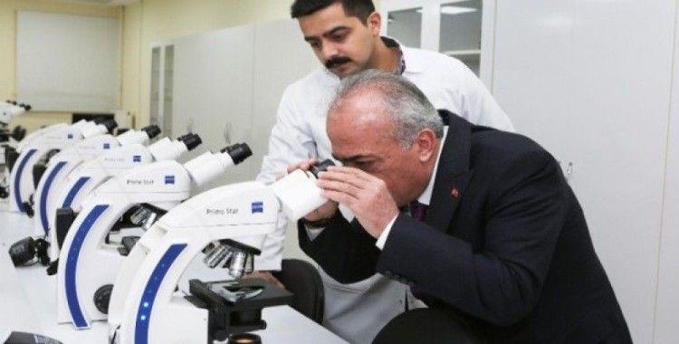 Atatürk Üniversitesi'nde üç yılda 88 patent başvurusu