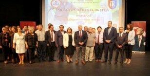Muğla'da 'İki kuşak okulda' projesinin açılışı yapıldı
