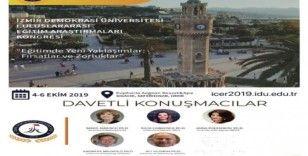İzmir'de Uluslararası Eğitim Araştırmaları Kongresi