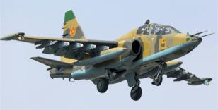 Rusya'da düşen savaş uçağının pilotlarının cesetleri bulundu