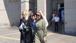 Seren Serengil, Yaşar İpek hakkında suç duyurusunda bulundu