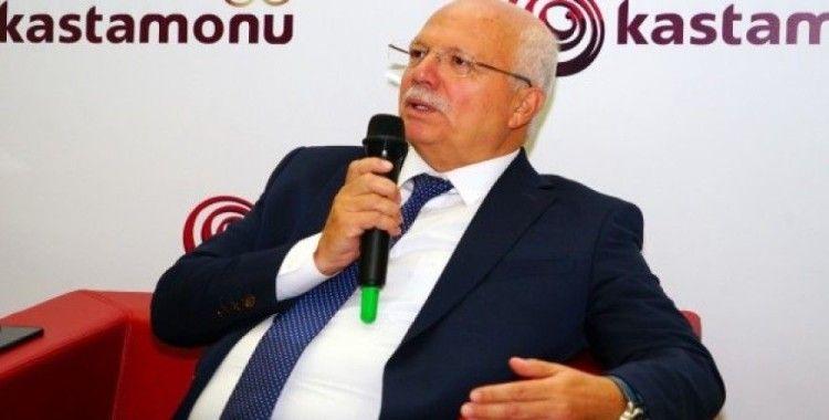 """Kastamonu Entegre CEO'su Yıldız: """"Plantasyon ormancılığını ülkemizde sadece bizler yapıyoruz"""""""